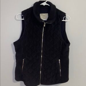Barely used A&F vest